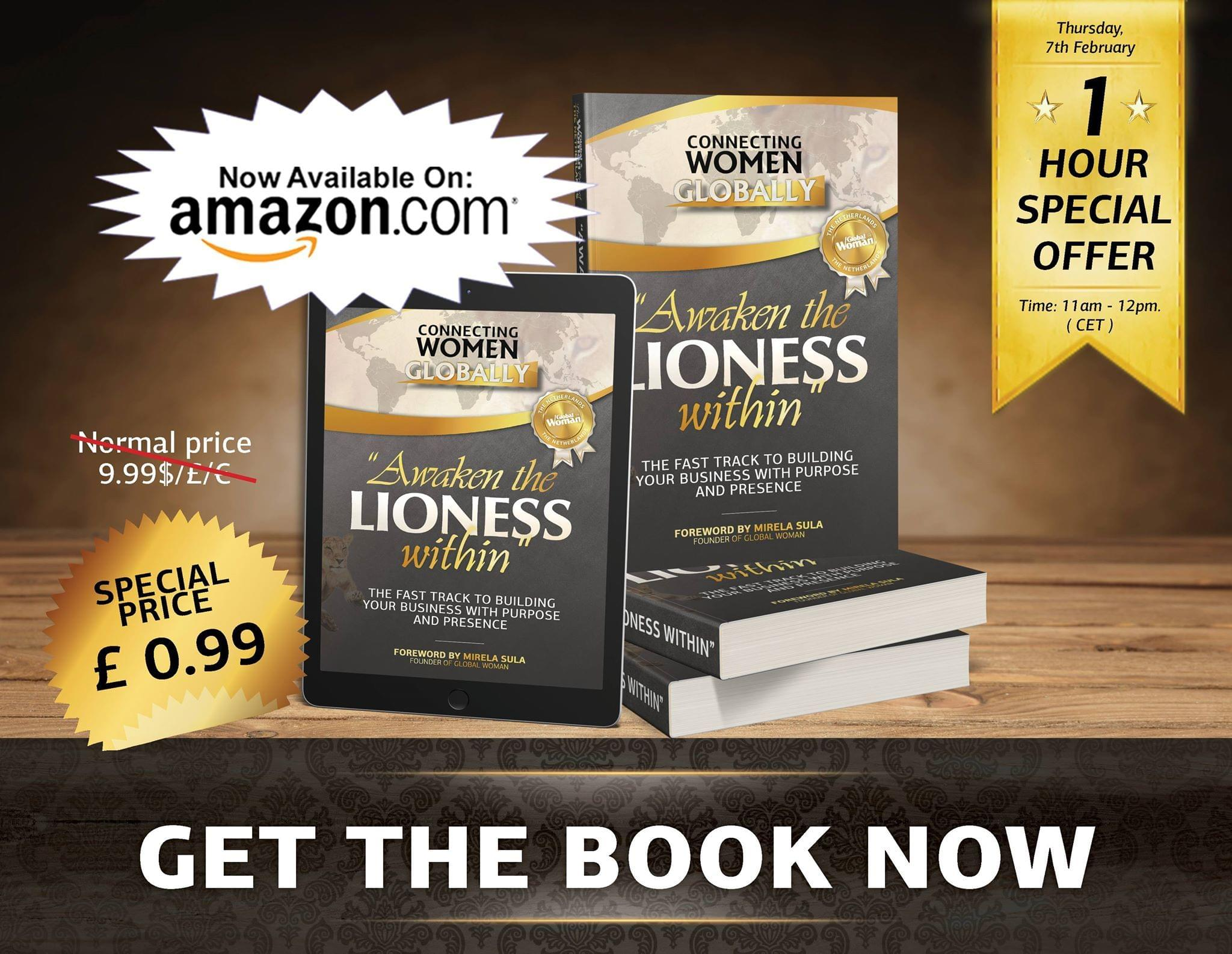 Awaken the Lioness Within
